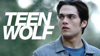 Is Teen Wolf, Season 1 on Netflix?
