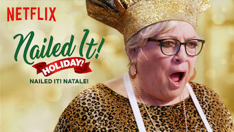 Nailed It! Natale! (2018)
