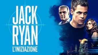 Jack Ryan - L'iniziazione (2014)