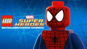 LEGO: Marvel Super Heroes: Sovralimentazione massima (2013)