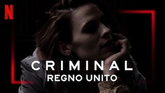 Criminal: Regno Unito (2019)