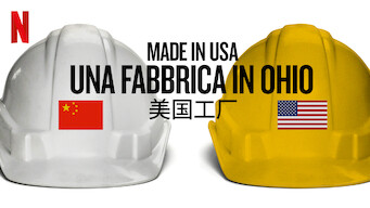 Made in USA - Una fabbrica in Ohio (2019)