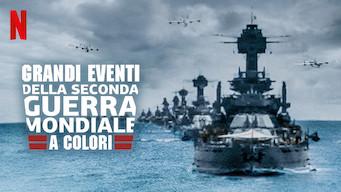 Grandi eventi della Seconda guerra mondiale a colori (2019)