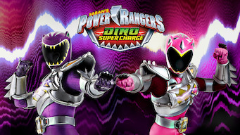 Power Rangers Dino Super Charge (2016)