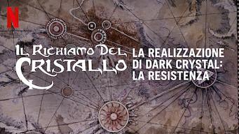 Il richiamo del cristallo - La realizzazione di Dark Crystal: La resistenza (2019)