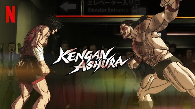 KENGAN ASHURA