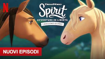 Spirit: Avventure in libertà: I racconti di Spirit (2019)