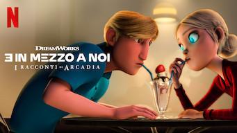 3 in mezzo a noi: I racconti di Arcadia (2019)