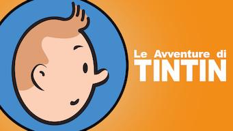 Le avventure di Tintin (1992)