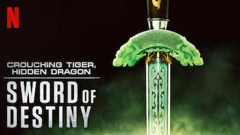 Crouching Tiger, Hidden Dragon: Sword of Destiny (2016)