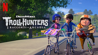 Trollhunters: I racconti di Arcadia (2018)