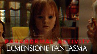 Paranormal Activity - Dimensione fantasma (2015)