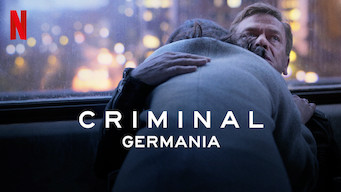 Criminal: Germania (2019)