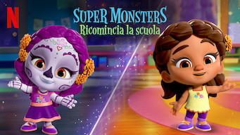 Super Monsters: Ricomincia la scuola (2019)