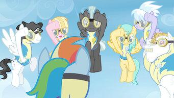 My Little Pony: Friendship Is Magic: Season 3: Wonderbolts Academy