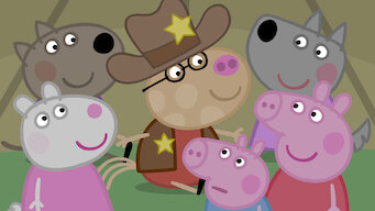 Episode 3: Pedro the Cowboy / Peppa and George's Garden / The Flying Vet / Kylie Kangaroo