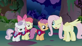 My Little Pony: Friendship Is Magic: Season 1: Stare Master