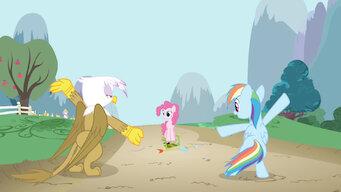 My Little Pony: Friendship Is Magic: Season 1: Griffon the Brush-off
