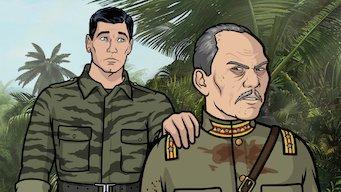 Archer: Season 6: The Holdout