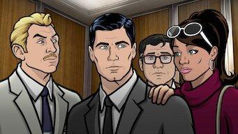 Archer: Season 6: Vision Quest
