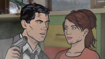Archer: Season 5: Archer Vice: White Elephant