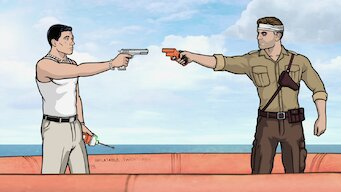 Archer: Season 3: Heart of Archness, Part 1
