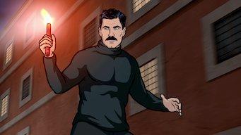 Archer: Season 4: The Papal Chase