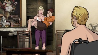 Archer: Season 5: Archer Vice: House Call