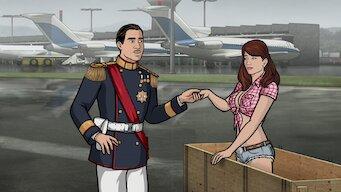 Archer: Season 5: Archer Vice: Palace Intrigue: Part I