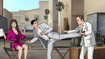 Archer: Season 7: Deadly Velvet: Part I