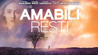 Amabili resti (2009)