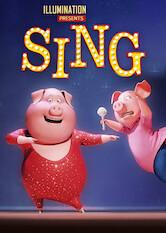 Search netflix Sing
