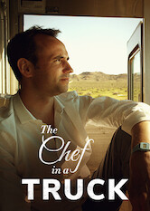 Search netflix The Chef in a Truck