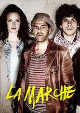 Search netflix The Marchers