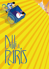 Search netflix Dilili in Paris